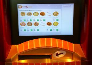 Zytronic touch sensors transform user interface for out-of-hours pizza vending machines