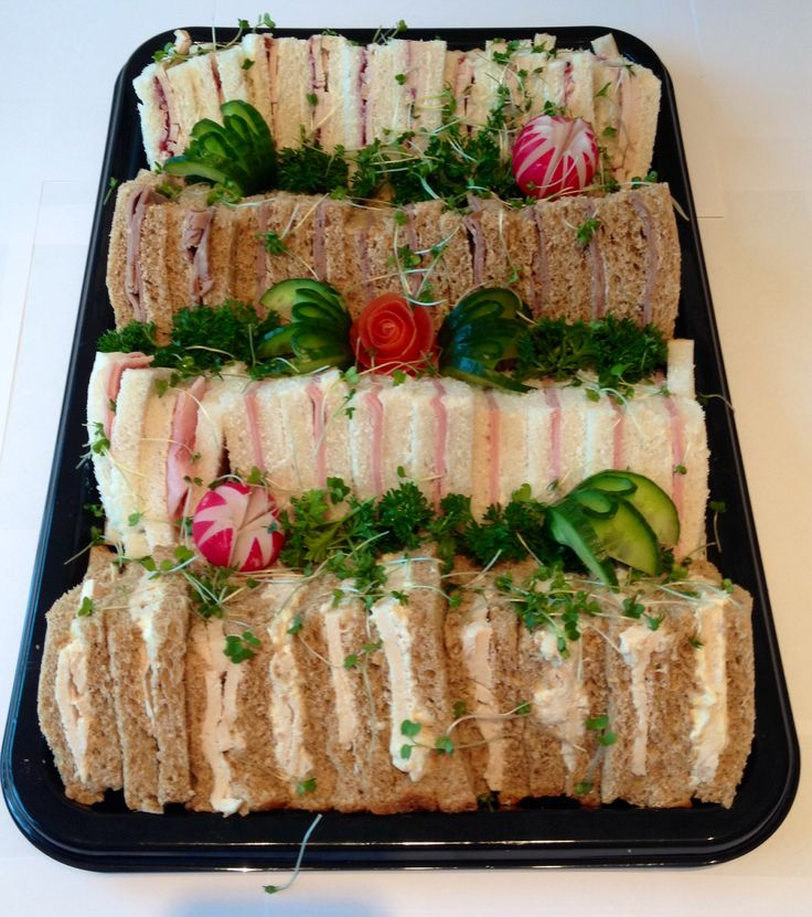 Lay and Leave Buffets - Platter and Cold Buffet Specialists - Essex Catering