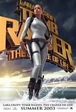 "#LaraCroftTombRaider2:The Cradle of Life(2003)/ GRSubs: http://gamatotv.com/group/lara-croft-tomb-raider-2001-2003 / #UKUSAGermanJMovie/ ParamountPictures/ Director:Jan de Bont, Screenplay:Dean Georgaris, Story:Steven E. de Souza, James V. Hart/ BasedOnAVideoGameSeries(""Tomb Raider""/ByCoreDesign/Character""Lara Croft'), Thriller, Action, Adventure, Mystery/ 117min/ #Trailer: https://www.youtube.com/watch?v=X5qMSGtYlbM #Prequel:Lara Croft:Tomb Raider(2001)"