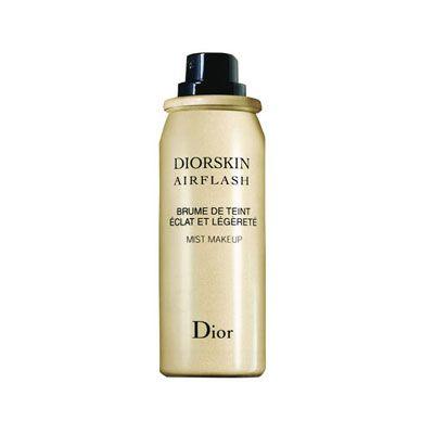 A la pointe du high tech, Diorskin donne un souffle nouveau au maquillage du teint avec Diorskin Airflash...un fond de teint qui ne manque pas d'air ! Une brume aérienne qui permet une application sur-mesure du fond de teint. ...