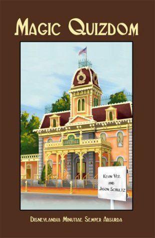 Magic Quizdom: Disneylandia Minutiae Semper Absurda @ niftywarehouse.com #NiftyWarehouse #Disney #DisneyMovies #Animated #Film #DisneyFilms #DisneyCartoons #Kids #Cartoons