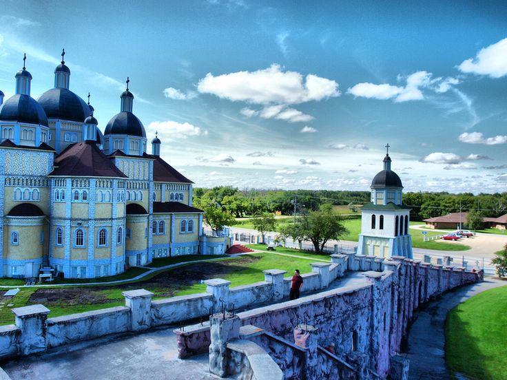 castle like view