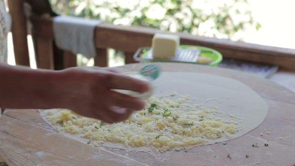 Turkish National Food Cooking