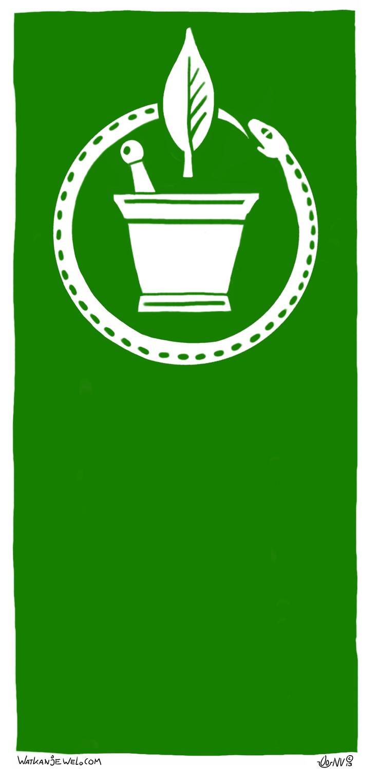 Medecins banner for TerraX, Larp GamesnStuff, watkanjewel.com, Niels Vergouwen