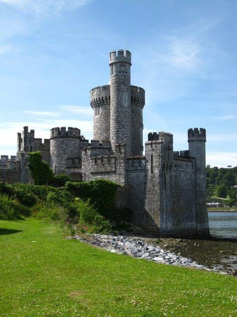 Blackrock Castle in Cork city, Ireland [3 pictures]