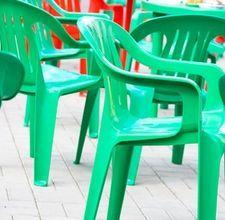 Refinish resin patio furniture