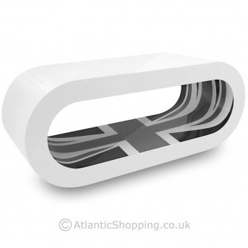 White Orbit Coffee Table B&W Flag Inner #bestofbritish