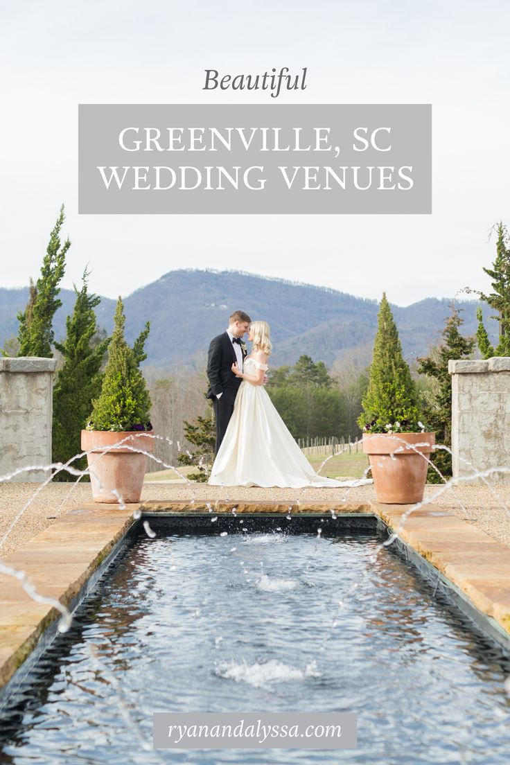 Top Greenville Wedding Venues | Greenville weddings ...