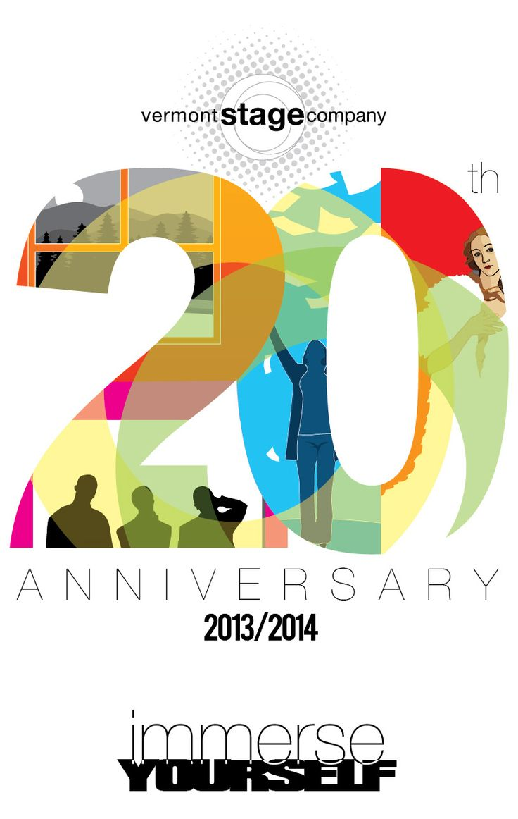 20th anniversary logo designs - Google Search