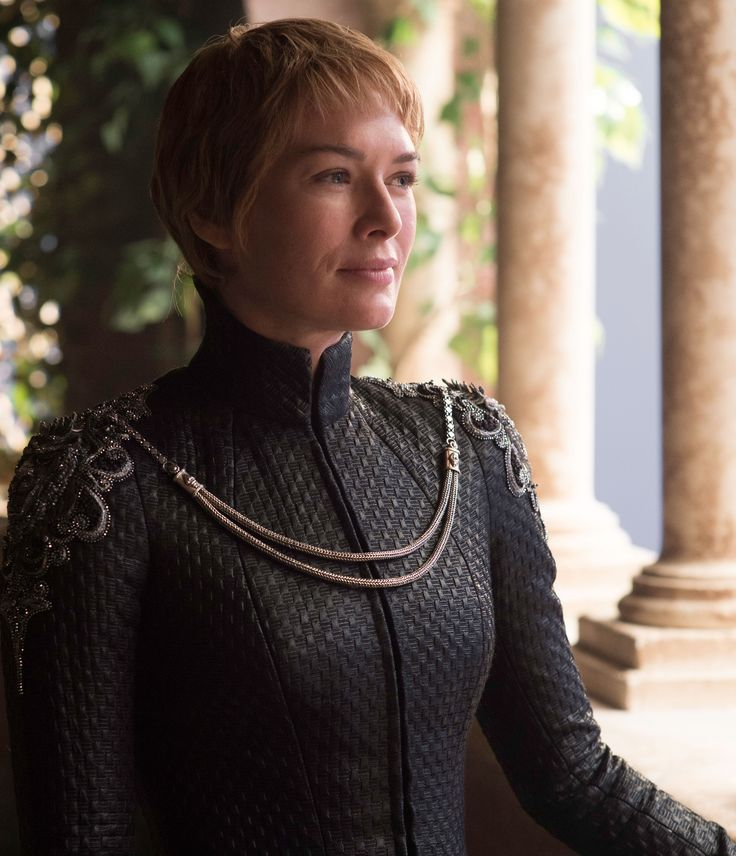 Game of Thrones: Cersei Lannister's epic coronation gown explained