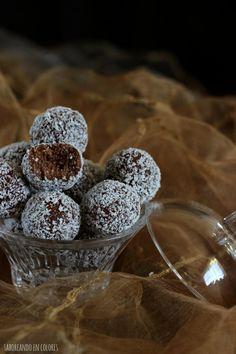Disfruta tanto preparando estas delicias como degustándolas. Comparten la receta desde el blog SABOREANDO EN COLORES.