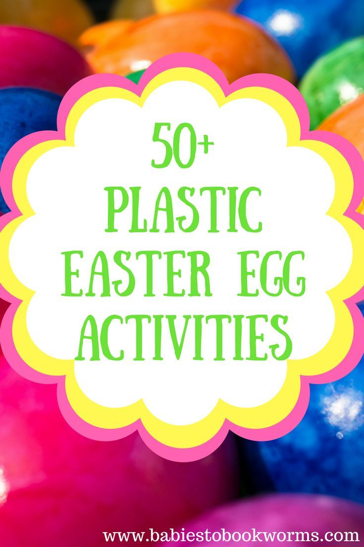 Get more use out of your holiday decorations with these learning activities using plastic Easter eggs! #kidsactivities #easteractivities #eastereggactivities #learningwitheastereggs