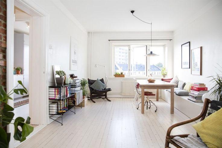 FINN – GALGEBERG/VÅLERENGA - Strøken, lys og gjennomgående 2 - roms med utsikt, lekkert kjøkken og god standard. Sentralfyring.