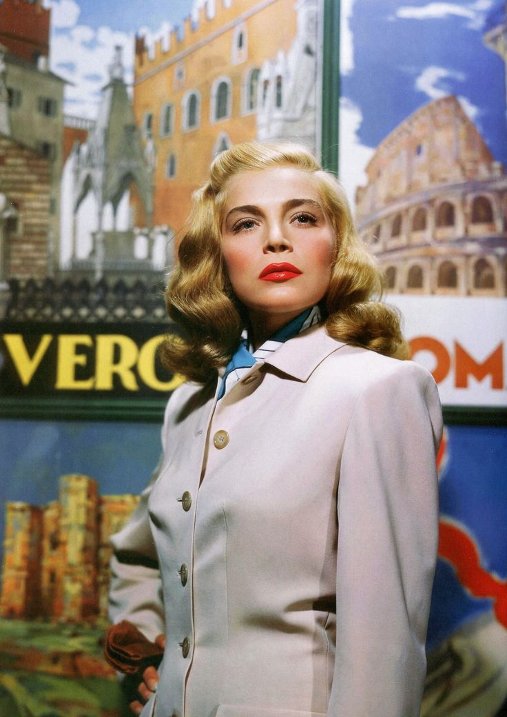 Lizabeth Scott, photographed by Bud Fraker (1946)