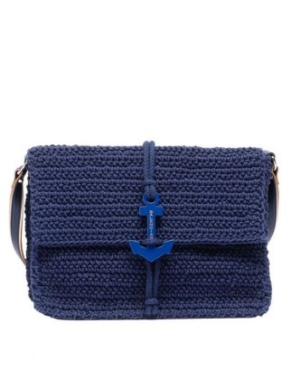 balenciaga crochet anchor shoulder bag... outrageous price, but cute enough to repin