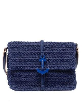 balenciaga crochet anchor shoulder bag... outrageous price, but cute enough to repin