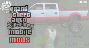 Exclusive – Pack Mods for GTA San Andreas Mobile optimized [Used  Weapons Aircraft  CJ  Textures]