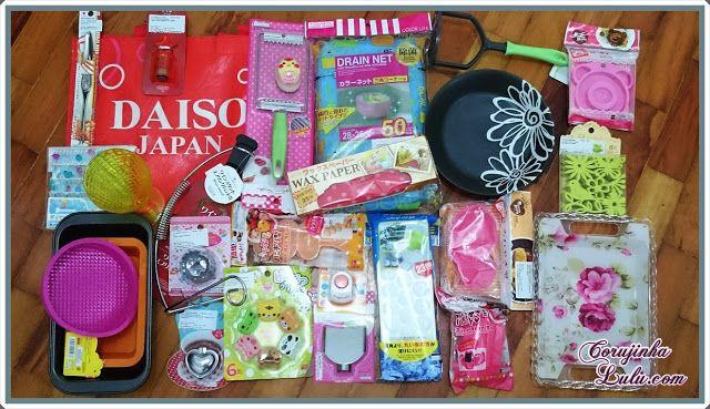 Produtos para cozinha da loja Daiso Japan Brasil | #Daiso #DaisoJapanBrasil #DaisoJapan #Cozinha #UtensíliosDeCozinha #Cooking | www.corujinhalulu.com