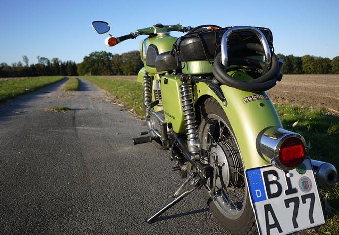MZ Motorcycle GDR