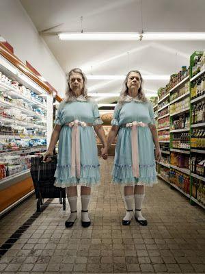 blog umoristico, umorismo, LOL, Halloween, fantasmi, gemelli, horror, racconto horror