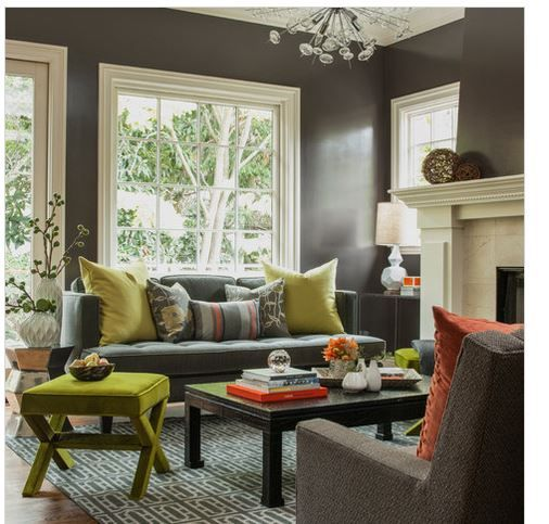 Impress Guests With 25 Stylish Modern Living Room Ideas: 25 Best Images About Interior Paint Colors On Pinterest