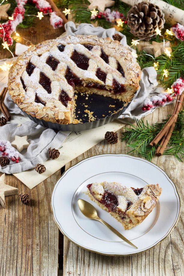 Linzer Torte Rezept Sweets Lifestyle Pinterest Kuchen