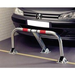 Barrière protection place de parking