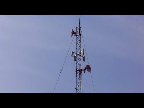 Point to MultiPoint PowerBeam M5 - YouTube