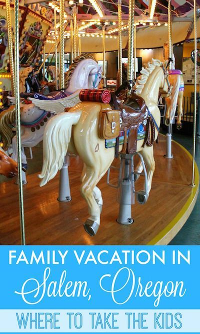 Family friendly options for a road trip to Salem, Oregon. What to do, where to eat, and where to stay.