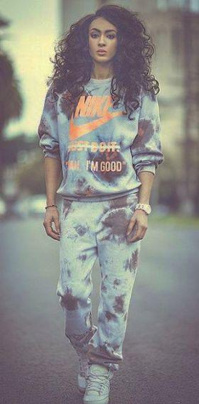 Nikes Fashion