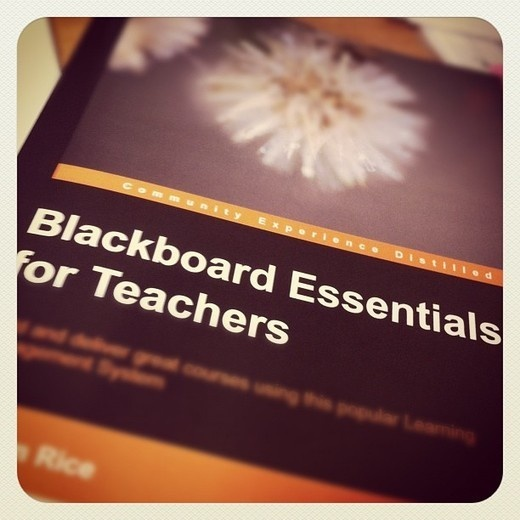 """Book Review: """"Blackboard Essentials for Teachers"""" – eLearning Blog Dont Waste Your Time"""