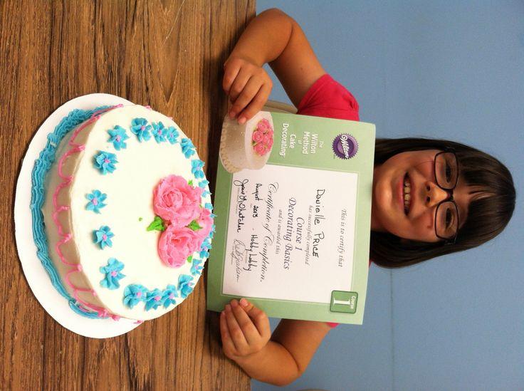 Cake Baking Classes Hobby Lobby