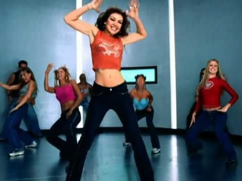 ▶ Thalia - Arrasando - YouTube