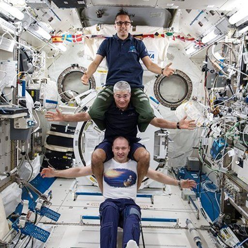 Astronauts aim for icy homecoming after months in space  ||  Three astronauts face a bitterly cold homecoming after nearly six months aboard the International Space Station. https://phys.org/news/2018-02-astronauts-aim-icy-homecoming-months.html?utm_campaign=crowdfire&utm_content=crowdfire&utm_medium=social&utm_source=pinterest