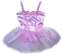 Balerin Kostümü, Pembe 5-7 yaş Parti Kostümleri - Kız Çocuk Parti Kostümleri Balerin Kostümü:  25cm bel, 50cm boy. Bedeni likralı kumaştan üstü sutaşı ve tül dekorlu body, etek kısmı simli kabarık tütü etek. Kostüm 5-7 yaş için uygundur.