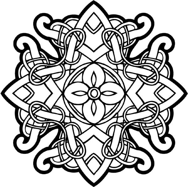 Free Printable Celtic Cross Coloring Pages Celtic Coloring Cross Coloring Page Celtic Coloring Book