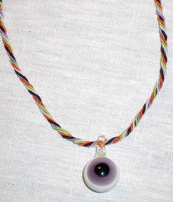 Memory Thread necklace