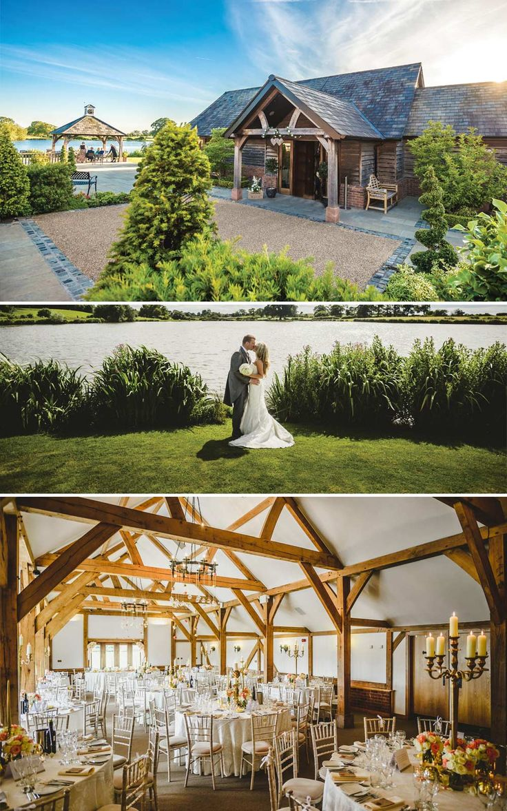 Barn wedding venues are all the rage right now, and Sandhole Oak Barn in Cheshire boasts a whopping 400 acres of countryside