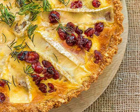 KIPS CHRISTMAS QUICHE – Bakers