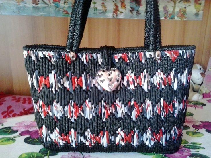 borsa in rete di borse e accessori moda su DaWanda.com