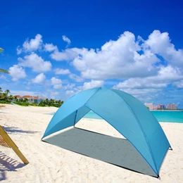 Attractive Buy Portable Beach Shelter Sun Shade Canopy Camping Fishing Beach Tent  Outdoor Sport At Online Store