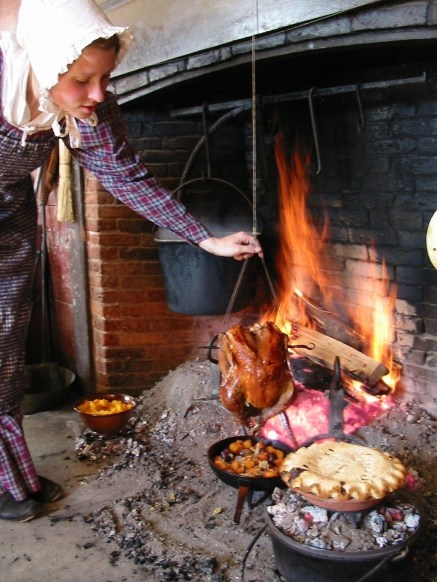 Learn About 1830's History of Thanksgiving in New England ...