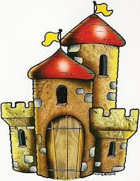dibujo castillo infantil - Buscar con Google