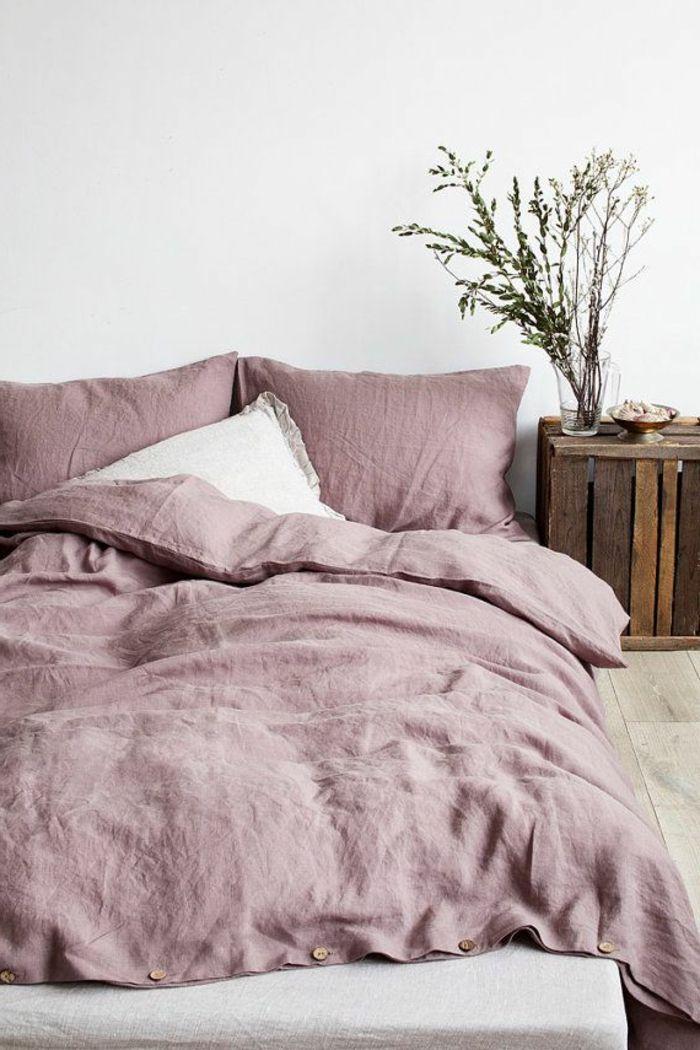 Les 25 meilleures id es de la cat gorie chambre mauve sur pinterest for Chambre mauve et rose