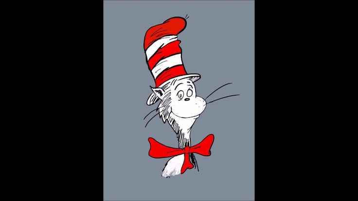 Did This for my Granddaughter Krystal THE CAT IN THE HAT