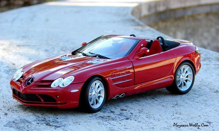 2012 mercedes mclaren price | Diecast Mercedes-Benz SLR McLaren Roadster (R199) modelcar, Minichamps ...