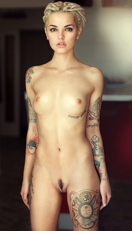 Speaking, nude tattoo girl hot as fuck