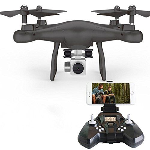MYQyiyi S10W 2,4GHz Drone 4 Canales Juguetes Voladores Quadcopter con Cámara HD 720P Wifi - http://www.midronepro.com/producto/myqyiyi-s10w-24ghz-drone-4-canales-juguetes-voladores-quadcopter-con-camara-hd-720p-wifi/