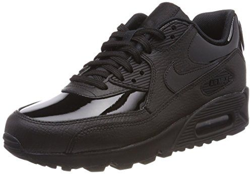 kvalitet grossist- topp design NIKE Wmns Air Max 90 Leather Lifestyle Fashion Sneakers New - 6 ...
