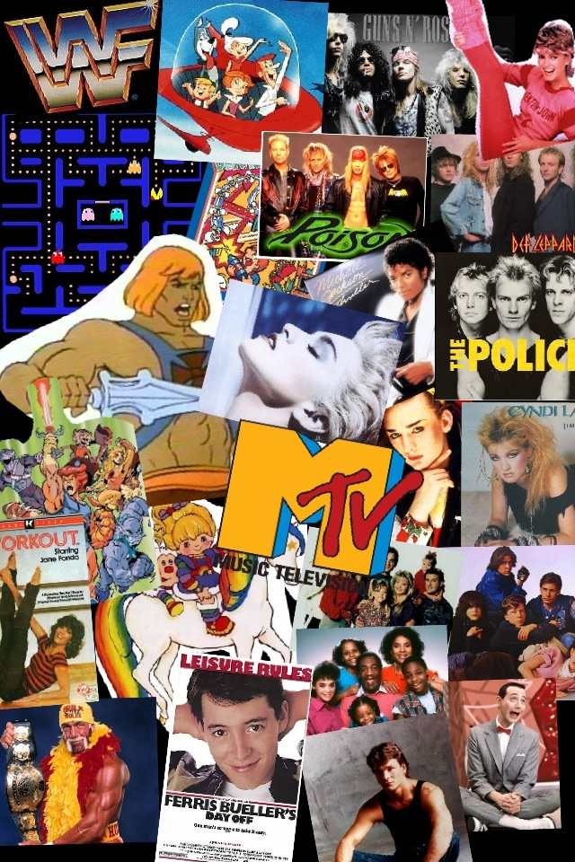 I LOVE THE 80sthis Is My Childhood